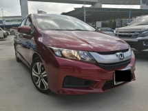 2016 HONDA CITY 1.5E  SPEC HIGH END OF CITY 1.5 AUTO- LOW MILEAGE -