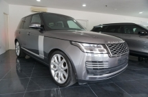 2018 LAND ROVER RANGE ROVER VOGUE 5.0 V8 SUPERCHARGED
