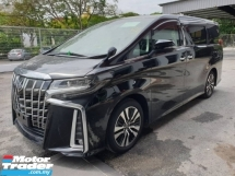 2018 TOYOTA ALPHARD 2.5SC Full Spec Japan