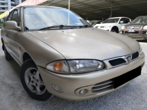 2001 PROTON WIRA Proton Wira 1.5 AT AEROBACK TIP TOP CONDITION 1 OWNER