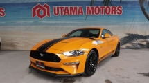 2018 FORD MUSTANG 5.0 GT 2.3 ECO BOOST CNY SALE SPECIAL READY STOCK FAST APPROVAL