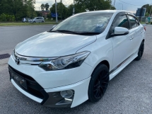 2015 TOYOTA VIOS 1.5 TRD SPORTIVO S SPEC ORIGINAL ENHANCED UNIT TIPTOP LIKE NEW