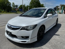 2011 HONDA CIVIC 2.0S ORIGINAL FACELIFT MUGEN TIPTOP LIKE NEW