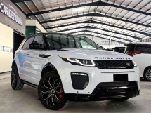 2016 LAND ROVER EVOQUE FACELIFT Fully loaded