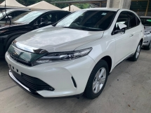 2017 TOYOTA HARRIER 2.0 New Facelift Unregister 360 Surround Camera Auto Power Boot PCS LKA AUTO HIGH BEAM Semi Leather Seat SST Inclusive No Hidden Charge
