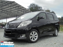 2014 TOYOTA ALPHARD  1.3 VVT-i TipTOP Condition LikeNE
