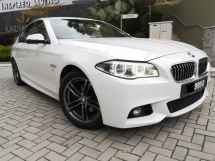 2014 BMW 5 SERIES 528I M-SPORTS WITH NUMBER 999 FACELIFT
