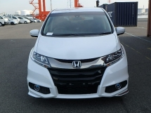 2015 HONDA ODYSSEY ABSOLUTE 2.4 20TH aNNIUVERSARY EDITION