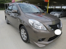 2015 NISSAN ALMERA 1.5 (A) VL One Owner Full Bodykit Leather Seat CD DVD Navi Push Start Keyless Accident Free High Loan Tip Top Condition Must View