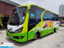 2010 Bus hino hzu423 32 seaters