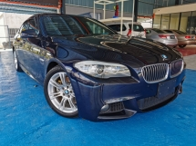 2012 BMW 5 SERIES 528I M-SPORTS Japan Spec Unreg Full Spec Sunroof