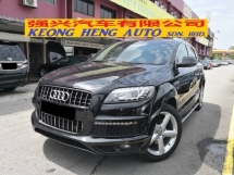 2010 AUDI Q7 S LINE TDI Diesel Turbo TRUE YEAR MADE 2010 FREE 2 YEARS WARRANTY Bose Surround Sound 2014