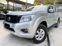 2015 NISSAN NAVARA 2.5L 4X4 SE NP300 AT (TRUE YEAR MAKE)(LOW MILEAGE)(2 YEAR WARRANTY)(ONE OWNER)