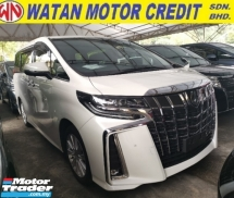 2018 TOYOTA ALPHARD 2.5 S New Facelift Unregister 1 Year Warranty