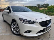 2013 MAZDA 6 2.5 SDN (A) TIP TOP CONDITION ! FREE ONE YEAR WARRANTY !