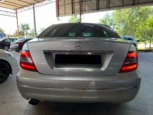 2011 MERCEDES-BENZ C-CLASS C200 CGI ELEGANCE (A) FREE ONE YEAR WARRANTY ! (T&C) VERY WELL CONDITION !