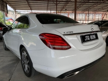 2015 MERCEDES-BENZ C-CLASS C200 (A) FULL SERIVCE RECORD ! MILEAGE ONLY 90K+ ! FREE ONE YEAR WARRANTY