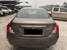 2013 NISSAN ALMERA 1.5 E (A) FREE ONE YEAR WARRANTY ! (T&C)