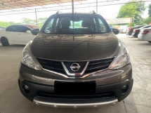 2014 NISSAN LIVINA X-GEAR 1.6L COMFORT (A) LOW MILEAGE ONLY 80K ! COME AND VIEW !