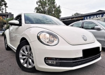 2014 VOLKSWAGEN BEETLE 1.2 TSI Sport Coupe [UNDER WARRANTY][FULL SERVICE RECORD][1 OWNER]