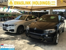 2015 BMW X6 40d  XDRIVE40D M SPORT SUV REAR CAMERA SUN ROOF