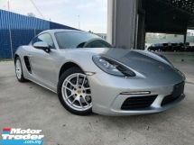 2017 PORSCHE 718 2017 Porsche Cayman 718 2.0 Japan Spec Keyless Unregister for sale
