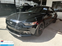 2017 FORD MUSTANG 2.3 ECO BOOST