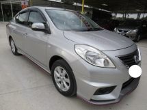 2016 NISSAN ALMERA 1.5 (A) V (NISMO) One Owner Full Nismo Bodykit Leather Seat CD DVD Navi Accident Free High Loan Tip Top Condition Must View
