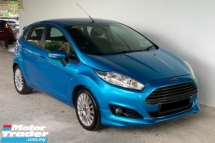 2014 FORD FIESTA Ford Fiesta 1.5 Auto Hatchback Spot Edition Model