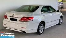 2010 TOYOTA CAMRY 2.0 G Auto Facelift Luxury High Spec