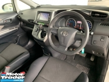 2011 TOYOTA WISH 1.8 (A) Paddle Shift Sport Edition Model