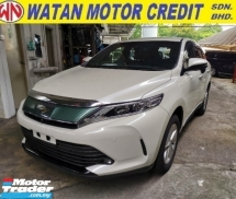 2017 TOYOTA HARRIER 2.0 Premium Unregister 1 Year Warranty