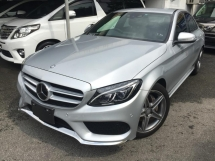 2014 MERCEDES-BENZ C-CLASS C200 (BEST SELLER)