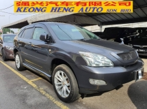 2011 TOYOTA HARRIER 2.4 L (POWER BOOT) REG 2015