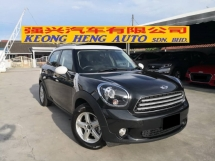 2014 MINI Countryman 1.6 (A) Japan Spec Crossover TRUE YEAR MADE 2014 Free 1 Year Warranty 2019