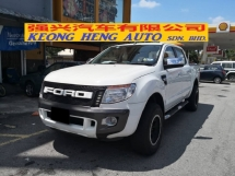 2014 FORD RANGER 2.2 (A) XLT TRUE YEAR MADE 2014 InterCooler Turbo Diesel Lady Owner