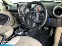 2012 MINI Countryman Cooper S 1.6 Auto ALL 4 High Grade