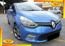 2017 RENAULT CLIO 1.2 GT-LINE TURBO 6 SPEED TIPTOP CONDITION LIKE NEW ACCIDENT FREE LOW MILEAGE
