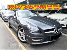 2011 MERCEDES-BENZ SLK 200 CGi  Turbo TRUE YEAR MADE 2011 AMG SPORT Panoramic Glass Convertible FREE 1 Yr Warranty 2016