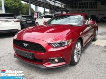 2016 FORD MUSTANG 2.3 Turbo EcoBoost