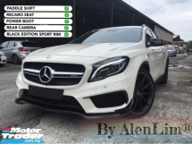 2015 MERCEDES-BENZ GLA 45 AMG 2.0 TURBO (UNREG) GLA45 SUPER SUV