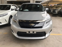 2015 TOYOTA HARRIER HARRIER 2.0 POWER BOOT SURROUNDING CAMERA NO HIDDEN CHARGES