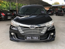 2016 TOYOTA AVANZA 1.5 G (A) FACELIFT LEATHER FREE SMARTPHONE