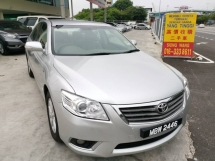 2010 TOYOTA CAMRY 2.0 G Facelift (A) - Low Mileage