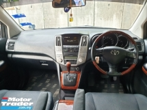 2009 TOYOTA HARRIER 240G PREMIUM L (A) SUV KING NICE CONDITION