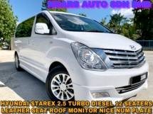 2013 HYUNDAI GRAND STAREX ROYALE 2.5 CRDI FREE WARRANTY