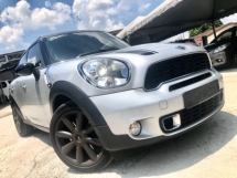 2014 MINI Countryman 1.6 S (A) TURBO 1 OWNER LOCAL FULL SPEC