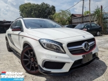2015 MERCEDES-BENZ GLA 45 AMG 2.0 4MATIC SUV EDITION 1 UNREG