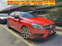 2013 MERCEDES-BENZ A-CLASS A180 AMG 1.6 *2 digit no* Reg 16