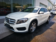 2016 MERCEDES-BENZ GLA 180 AMG - JAPAN SPEC - UNREG *PRICE JUST REDUCED*